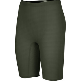 arena Powerskin Carbon-DUO Zwemslip Dames, army green